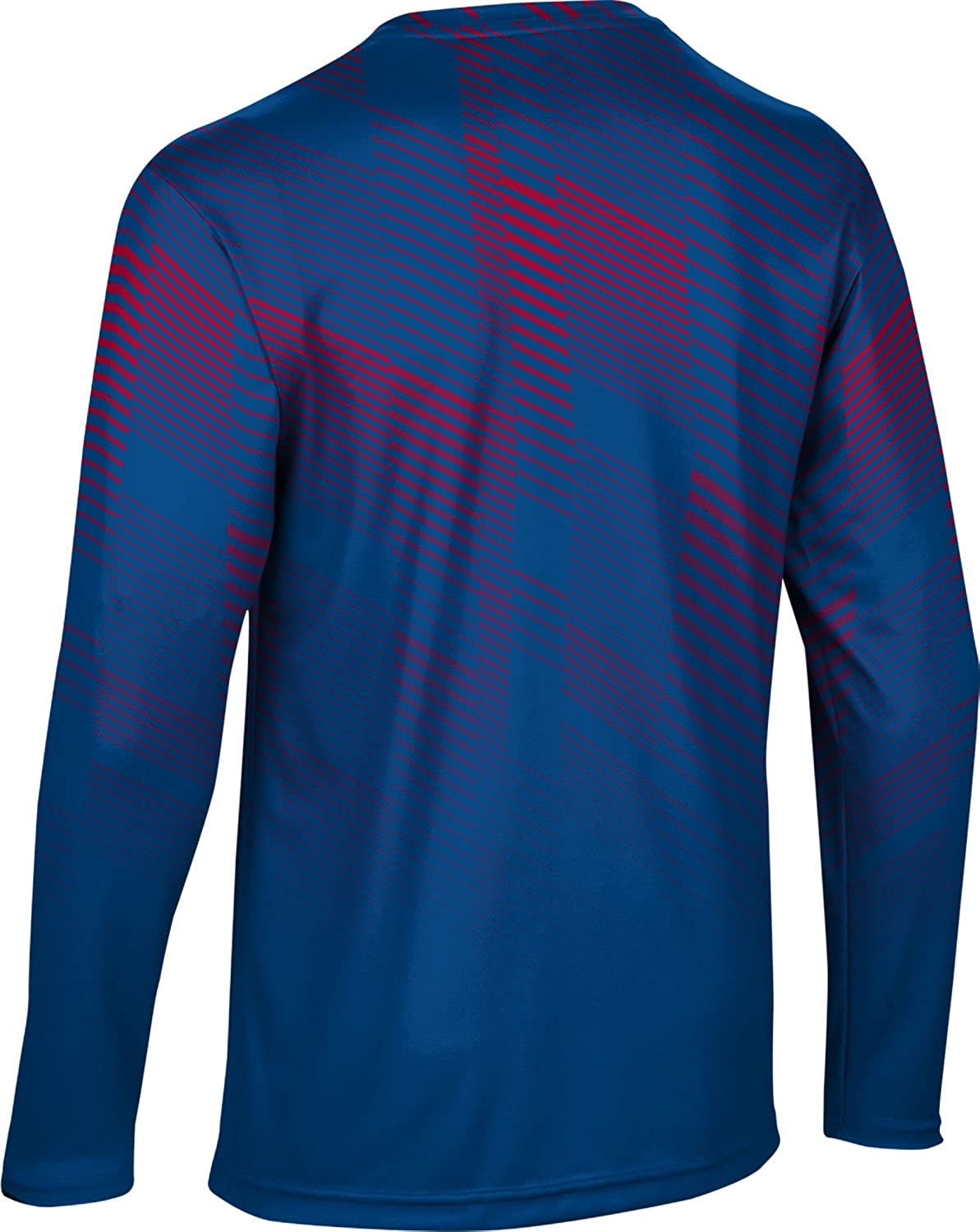 Bold ProSphere University of Pennsylvania Mens Long Sleeve Tee