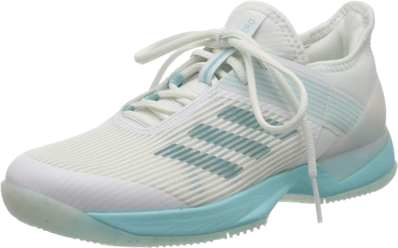 adidas Damen Adizero Ubersonic 3w X Parley Fitnessschuhe, weiß