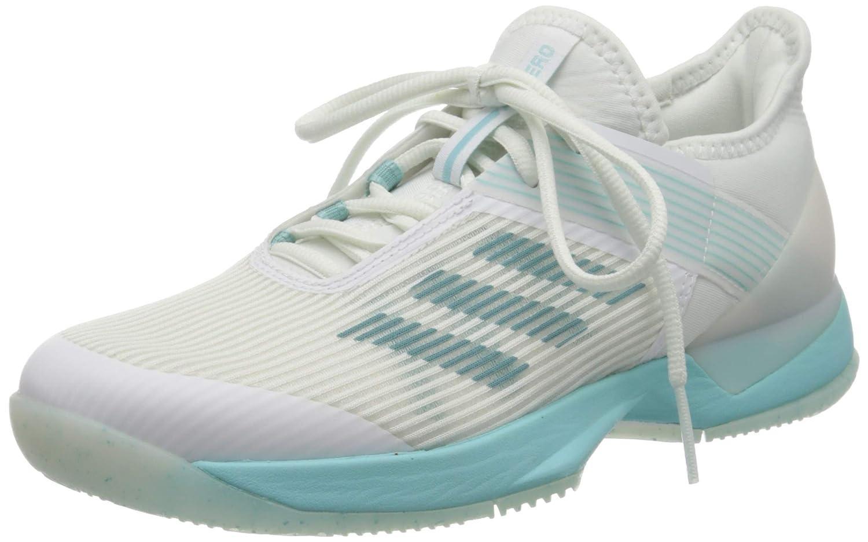 Buy Adidas Women Adizero Ubersonic 3 Bluspi Ftwwht Tennis Shoes-8 ...