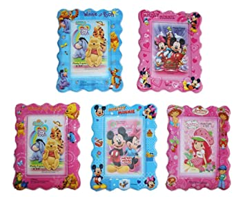 Buy Return Gift Options For Birthday Parties Soft Photo Frame Set Of 12 Online At Low Prices In India