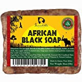 Amazon Price History for:#1 Best Quality African Black Soap - Bulk 1lb Raw Organic Soap for Acne, Dry Skin, Rashes, Burns, Scar Removal, Face & Body Wash, Authentic Beauty Bar From Ghana West Africa - Incredible By Nature
