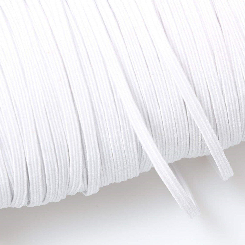 White 70-Yards Length 1/4