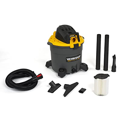WORKSHOP Wet Dry Vac WS1600VA High Capacity Wet Dry Vacuum Cleaner