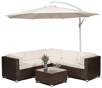savannah rattan garden furniture corner sofa set with glass top coffee table ottoman
