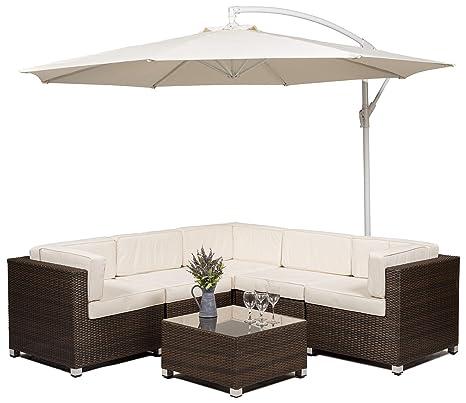 Savannah sofá de ratán muebles de jardín al aire libre juego ...