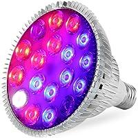 LED Pflanzenlampe Vollspektrumlicht E27 36W/50W/80W