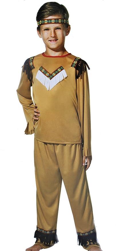 kosten charm stylistisches Aussehen beliebt kaufen Kaufland Warenhandel GmbH & Co. KG Indianer-Kostüm für ...