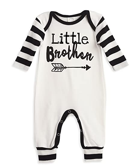 0ba449588 Amazon.com  Tesa Babe Little Brother Romper