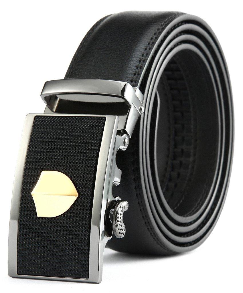 Squeple Luxury Series Men's Fashion Waist Strap, Gift Box Package 42-46inch LY87512-2-130
