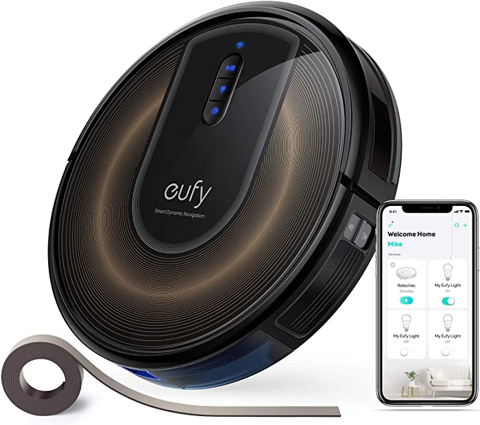 Top 8 Eufy Vaccume Lines