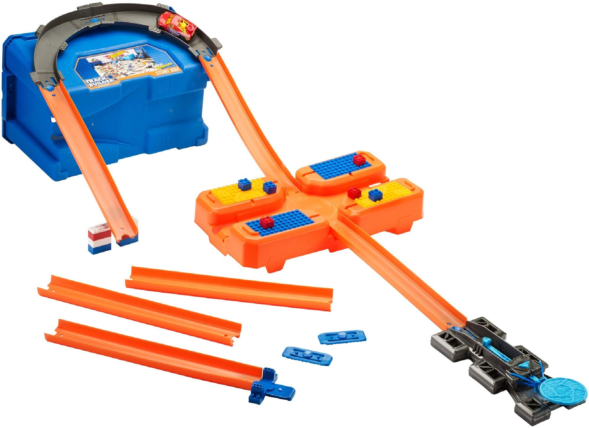 Hot Wheels Track Builder Stunt Box by Hot Wheels (Image #4)