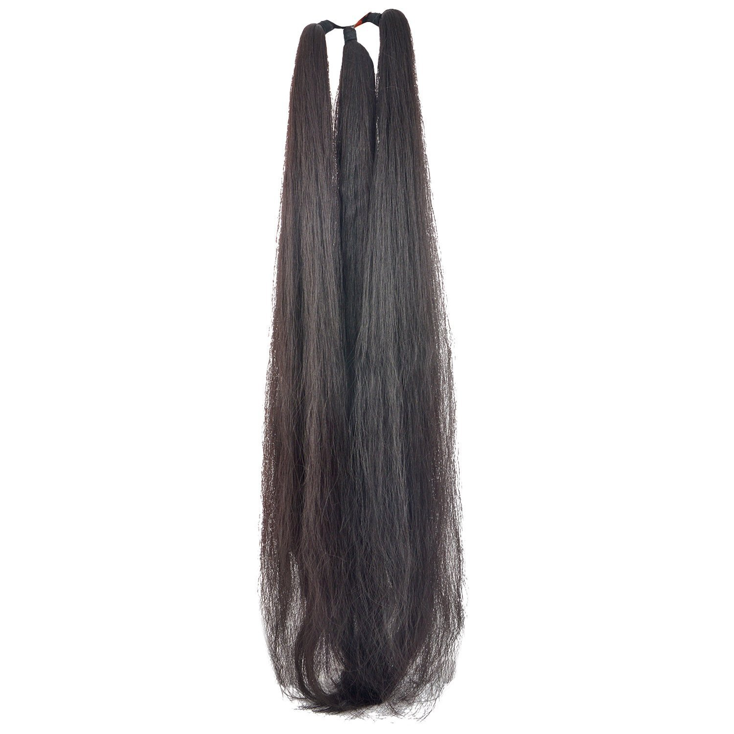 Hair extensions buy hair extensions online at best prices in natya shastra nylon hair extension black 30 inch pmusecretfo Gallery