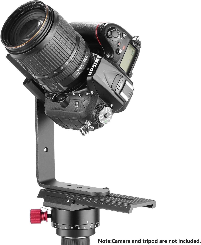 Neewer Pro Gimbal Kamera Stativ Kugelkopf Kamera