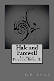 Hale and Farewell (Lethean Trilogy Book 3)