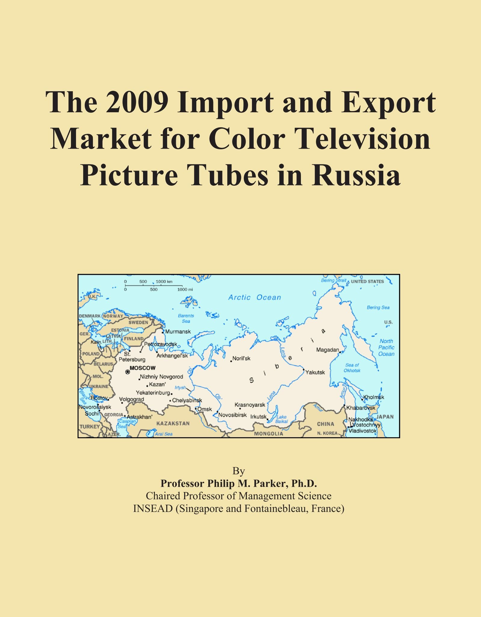 The 2009 Import and Export Market for Color Television Picture Tubes in Russia PDF