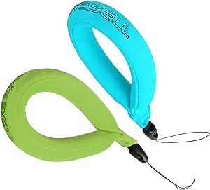Waterproof Camera Float, Luxebell Universal Foam Floating Wrist Strap for GoPro Hero 8 7 6 5, Nikon, Olympus, Canon, Keys, Sunglasses and Phones