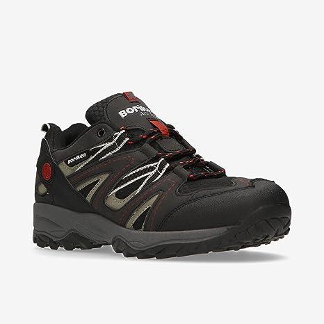 BORIKEN Zapatillas Montaña Negro Hombre (Talla: 40): Amazon.es ...