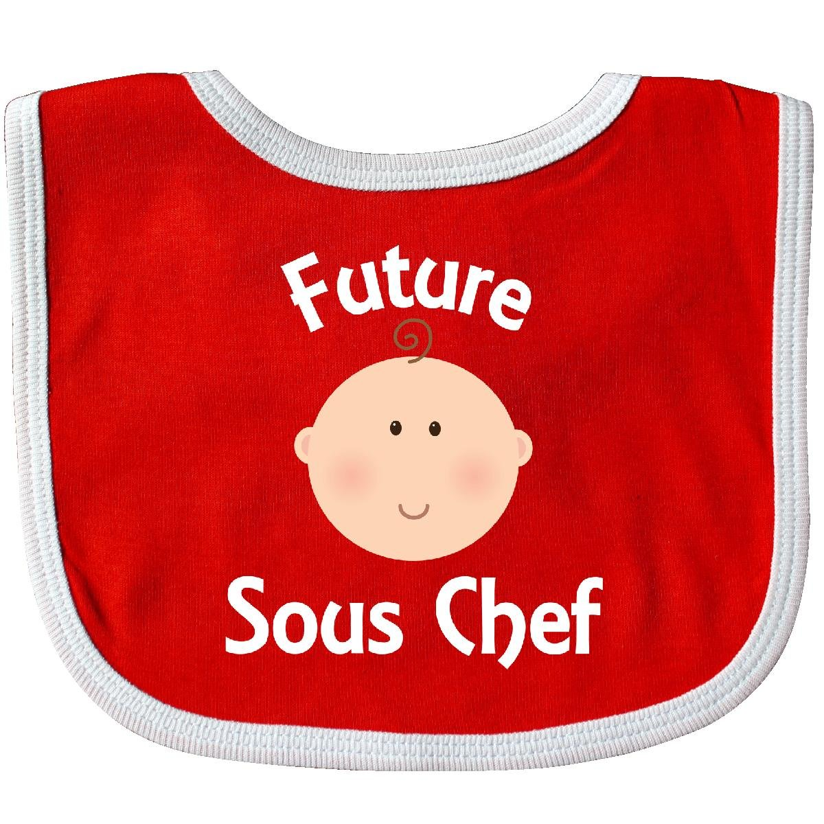 Inktastic - Future Sous Chef Occupation Gift Baby Bib 26f51 14-159569-116-893-2993