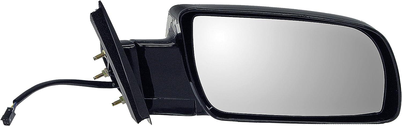 Dorman 955-191 Driver Side Power Door Mirror GMC Models Folding for Select Chevrolet Black