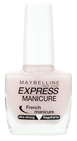 Maybelline New York Make Up Nailpolisch Express Natural French Manicure Nail Polish Pink