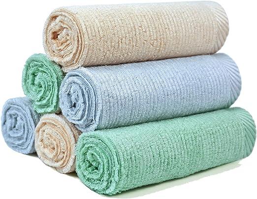 soft face towels