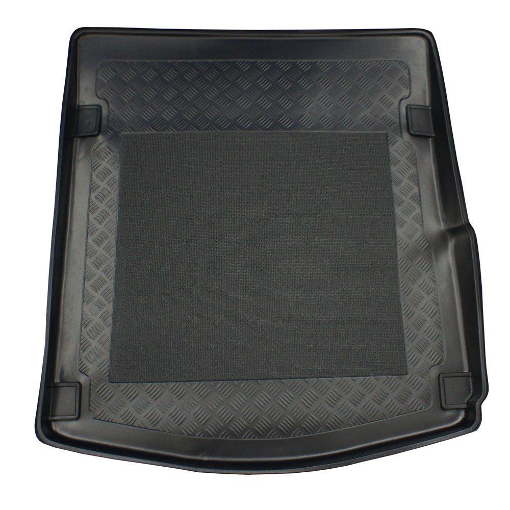 Desde 2004-2011 a Medida Uso: Sedan MTM Bandeja Maletero A6 C6 4511 c/ód Alfombra Cubeta Protectora Antideslizante