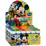 Disney Junior DULCOP Bolle di sapone mini Mickey Mouse (Conf.36pz) 412000