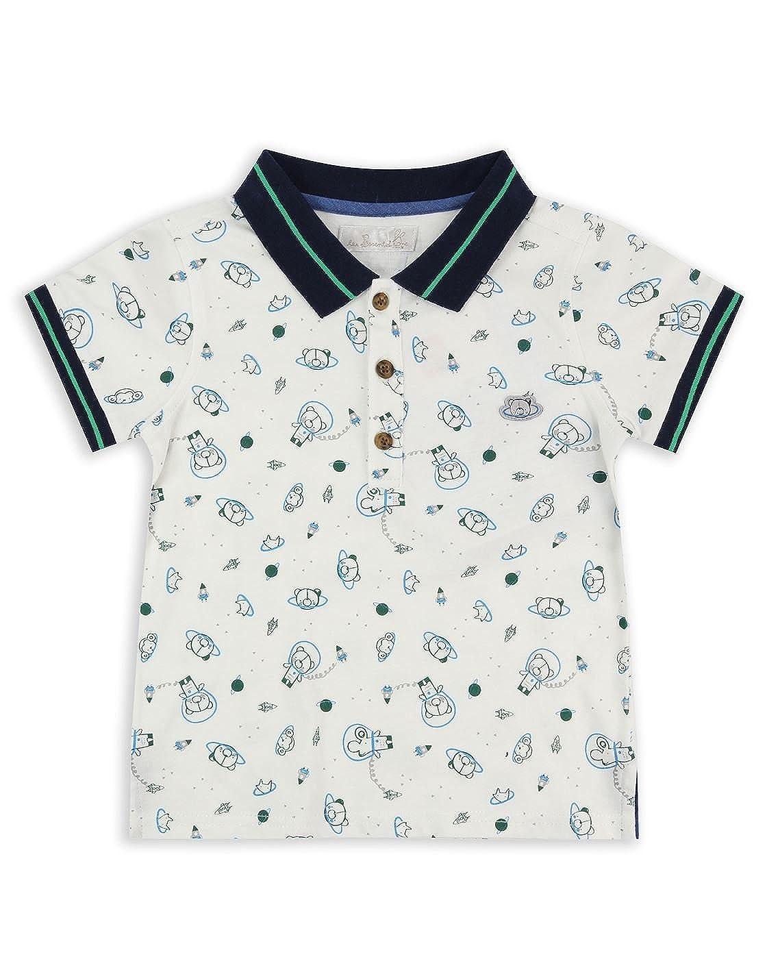 The Essential One - Bebé Infantil Niños T-Shirt/Camiseta Polo ...