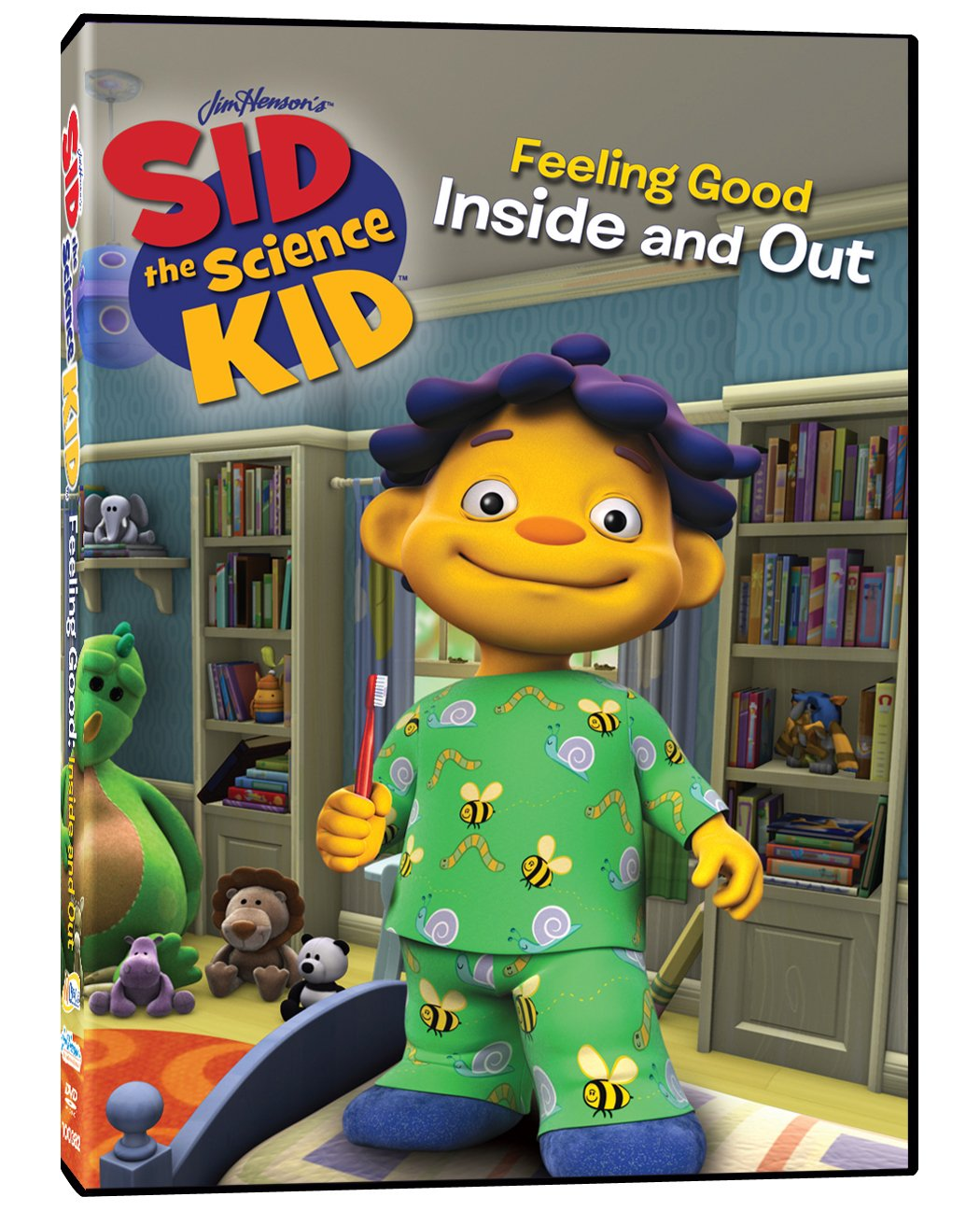Sid the Science Kid: Inside and Out