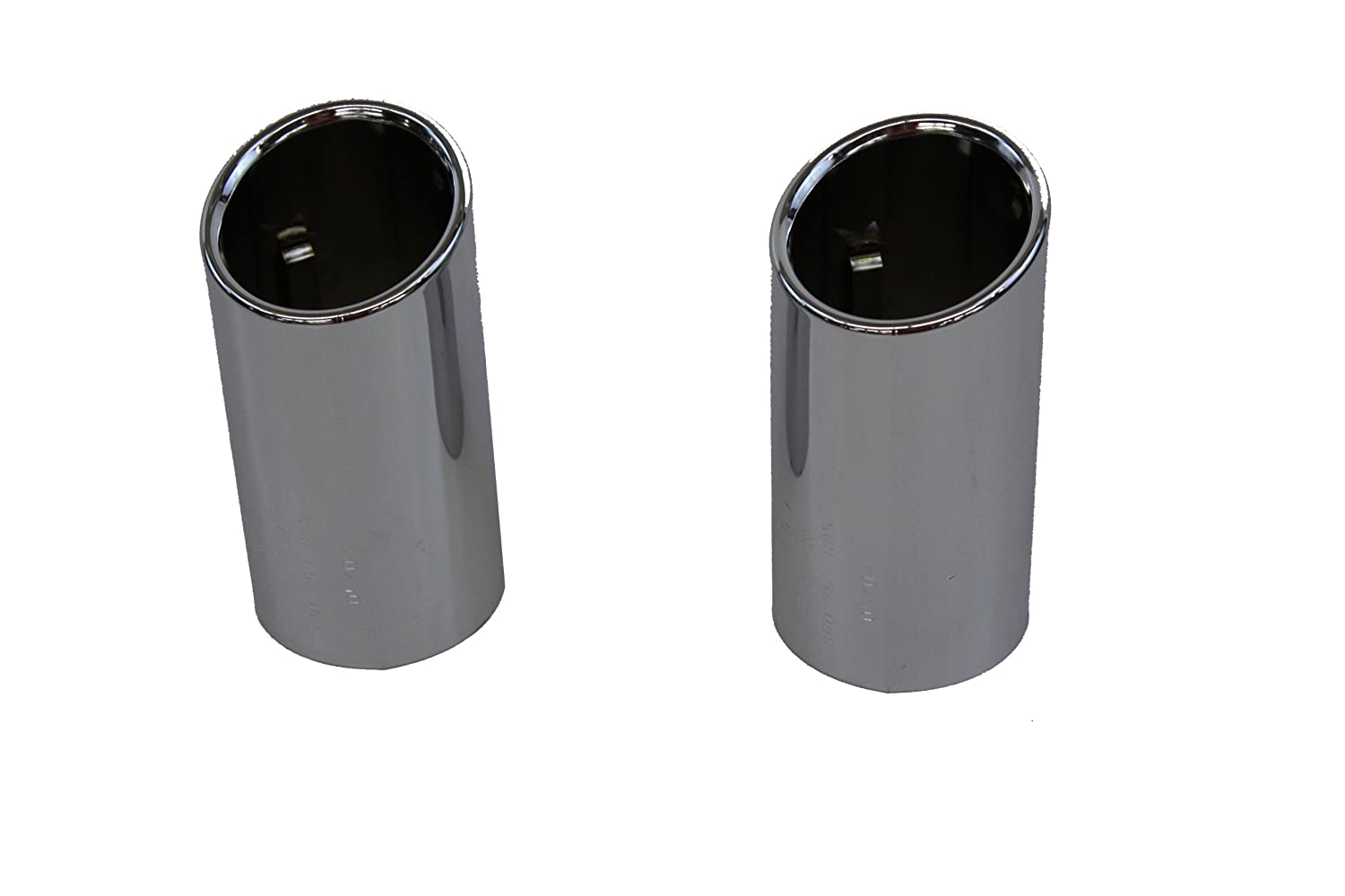 AUDI Genuine Accessories 8P0071761 Stainless Steel Exhaust Tip for A3