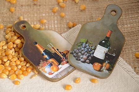 Imanes para nevera hechos a mano objetos de decoracion souvenirs ...