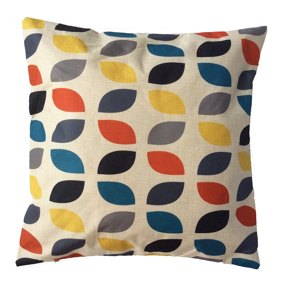 Cushion Cover Pillowcase Cushion Case for Sofa,Bed,Chair