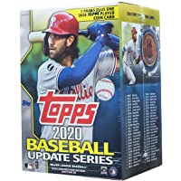 $27 » 2020 Topps Update Blaster Box (7 Packs/14 Cards: 1 Coin Card)