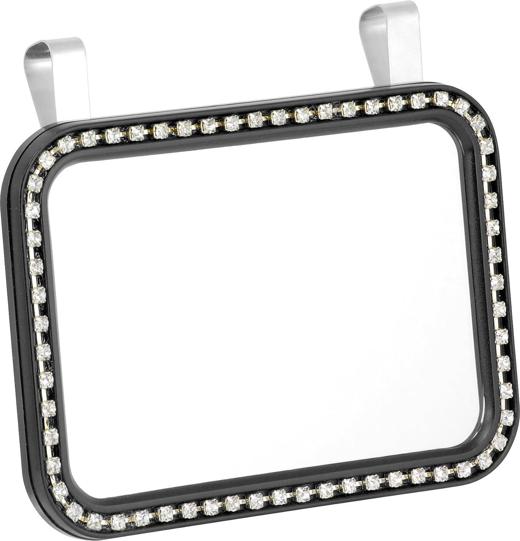 Bell Automotive 22-1-44810-8 Black Diamond Visor Mirror