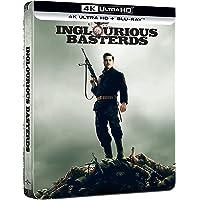 Malditos bastardos (4K UHD + Blu-ray) (Edición especial metálica) [Blu-ray]