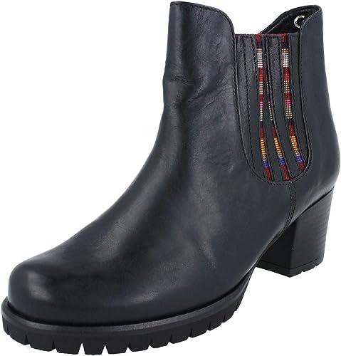 Gabor Comfort Damen Tucson Chelsea Boots Stiefelette: Amazon