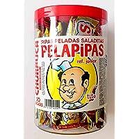 Churruca Pelapipas Pipas Peladas de Girasol Saladitas (20 x 25 g)