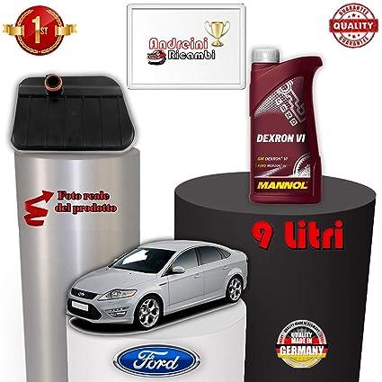 Control de cambio automático y aceite Mondeo IV 2.0 TDCI 103 kW ...