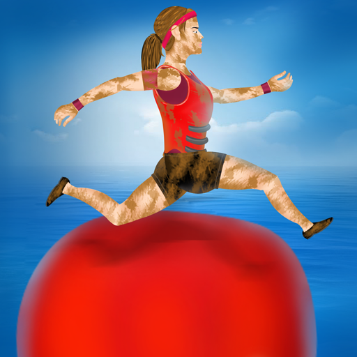 Summer Fun Games : TV Contestant Obstacle Water Course - Free Edition
