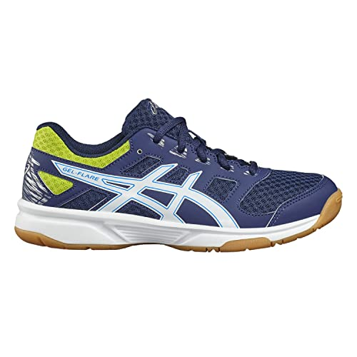 Asics Unisex Kids Gel volleyball: Flare Kids Gs 6 Gs Chaussures de volleyball: a4504c2 - deltaportal.info