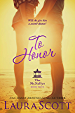 To Honor: A Sweet Small Town Irish Family Romance (The McNallys Book 4)