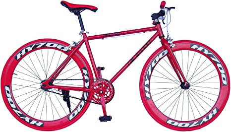 Wizard Industry Helliot Soho 5302 - Bicicleta Fixie, Cuadro de ...
