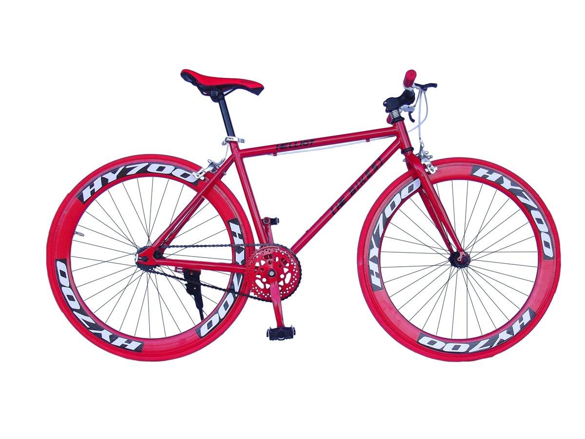 Helliot Bikes Fixie Brooklyn H31 Bicicleta Urbana, Unisex adulto ...