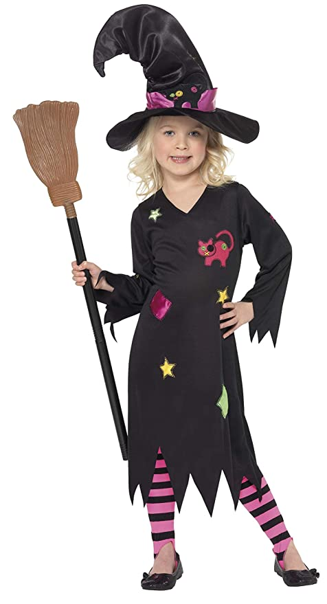 Amazon.com: Cinder Witch Fancy Dress Costume (Halloween ...