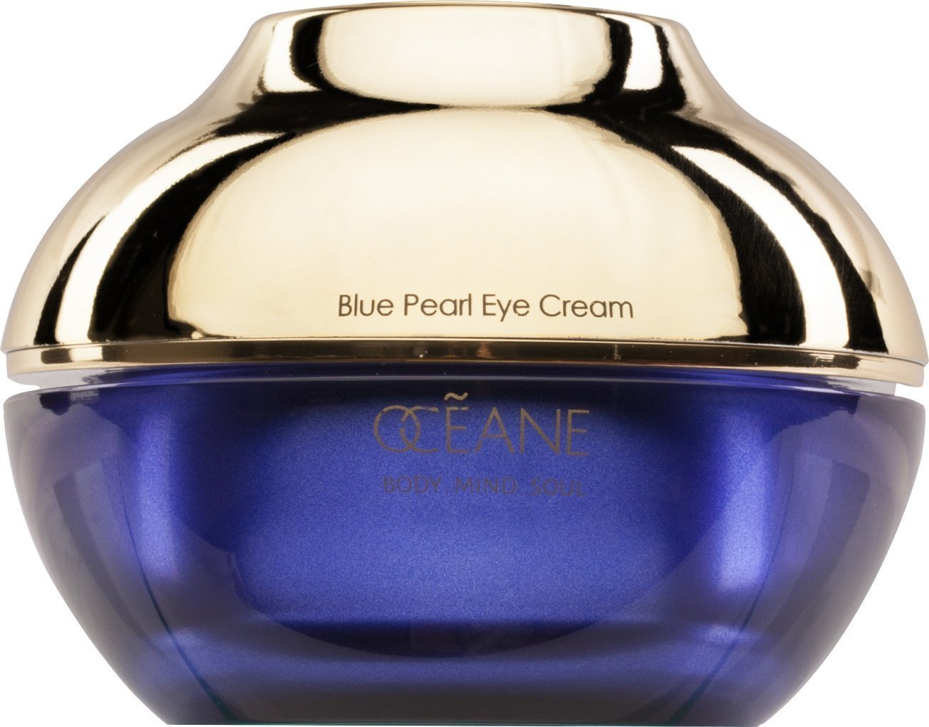 OCEANE Beauty Blue Pearl Infused Eye Cream w/ 100% Mother of Pearl and Marine Stem Cells Forever Flawless