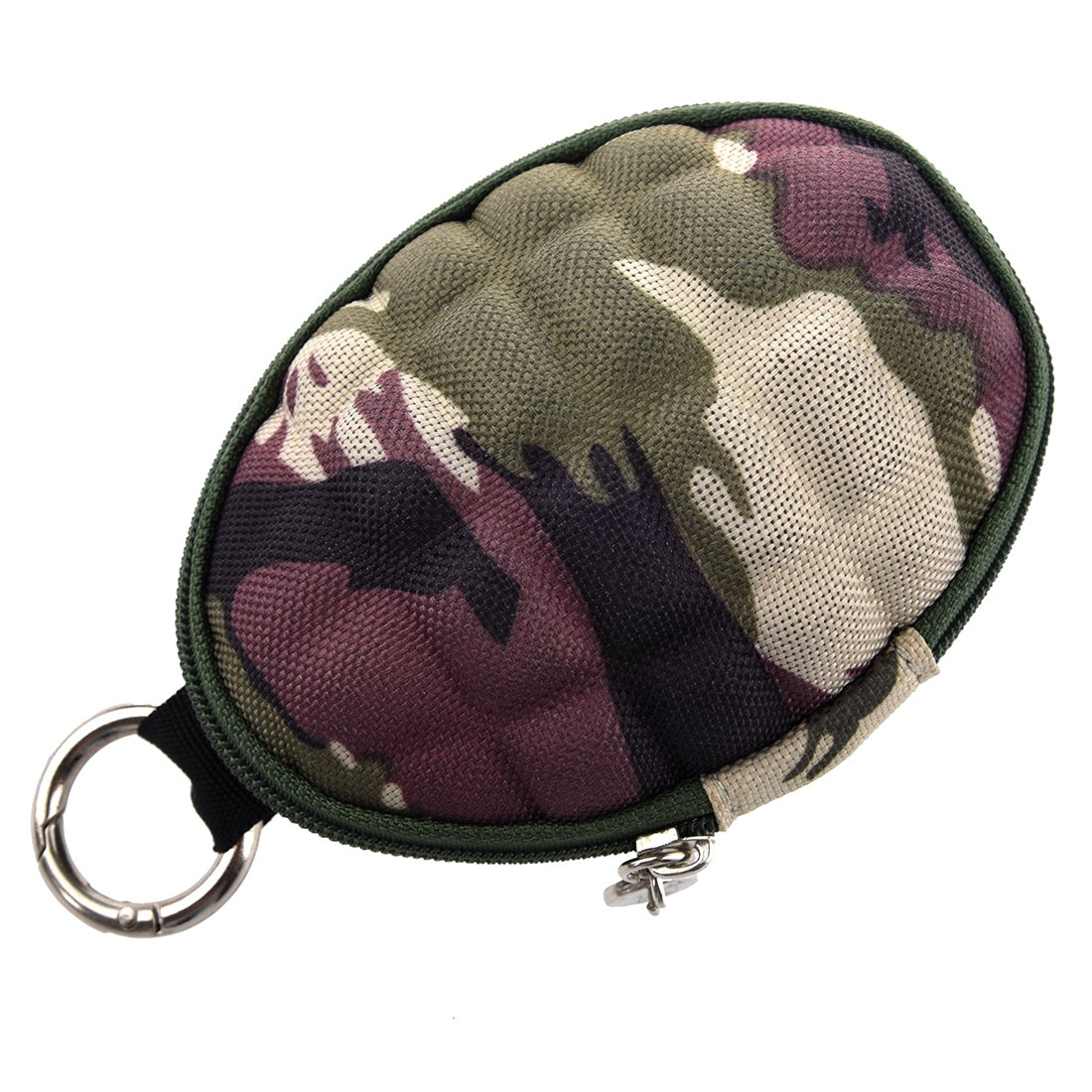 Amazon.com : key case - TOOGOO(R)Grenade type!Camouflage Key ...