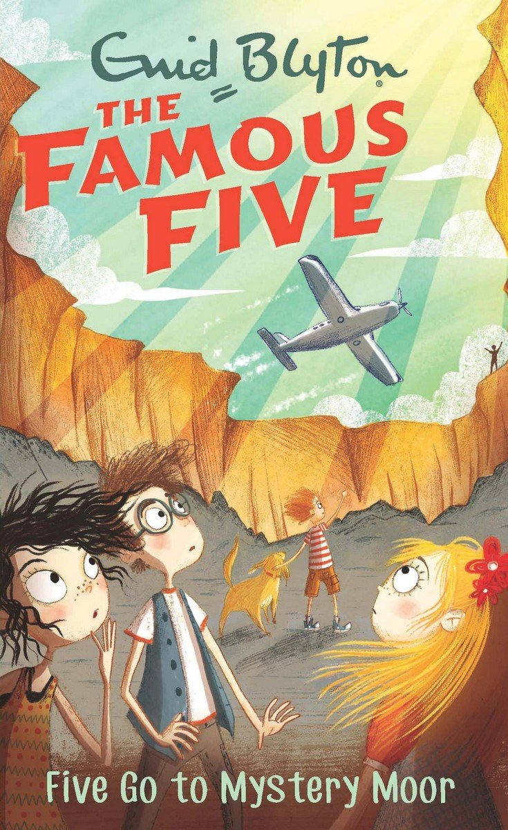 Read Online Famous Five: 13: Five Go To Mystery Moor (EPZ) PDF