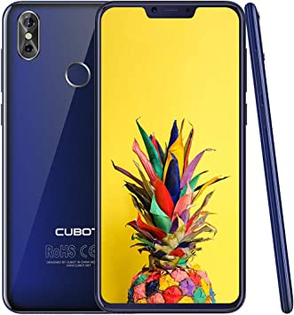 Cubot P20 4G Smartphone Android 8.0 4GB 64GB Muesca de 6.18 ...
