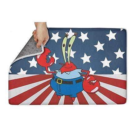 Amazon com: Shihangya Spongebob-Squarepants-Mr -Krabs-Crab- Fashion
