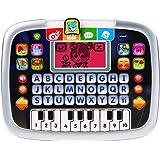 VTech 139405 - Jeu électronique - Tablette P'tit - Genius Ourson - Bleu